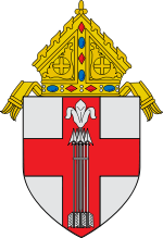 Roman Catholic Diocese of Manchester.svg