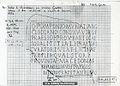 Roman Inscription from Roma, Italy (AE 1974, 0129).jpeg