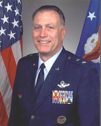 Ronald J. Bath - Bath, during his tenure as a major general.