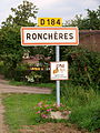 Ronchères-FR-89-panneau d'agglomération-01.jpg
