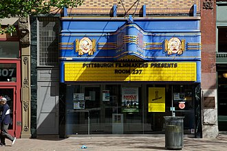 Room 237 - A showing at Harris Theater, presented by Pittsburgh Filmmakers.