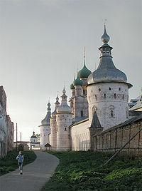 Το Κρεμλίνο του Ροστόφ.