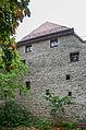 Rothenburg ob der Tauber, Stadtbefestigung, Burggasse 27, Stadtmauer-20121012-001.jpg