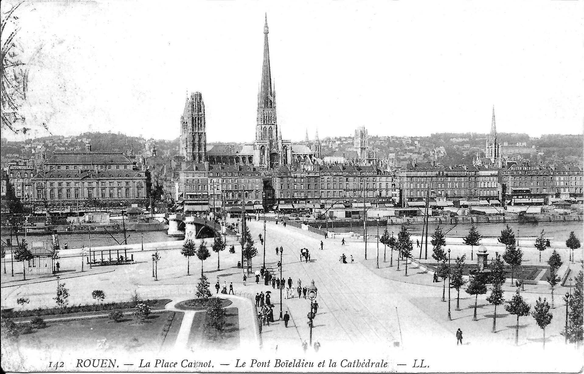 Reconstruction De Rouen Wikip 233 Dia