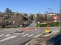 Route des Écassaz (Belley) et mini-giratoire.jpg