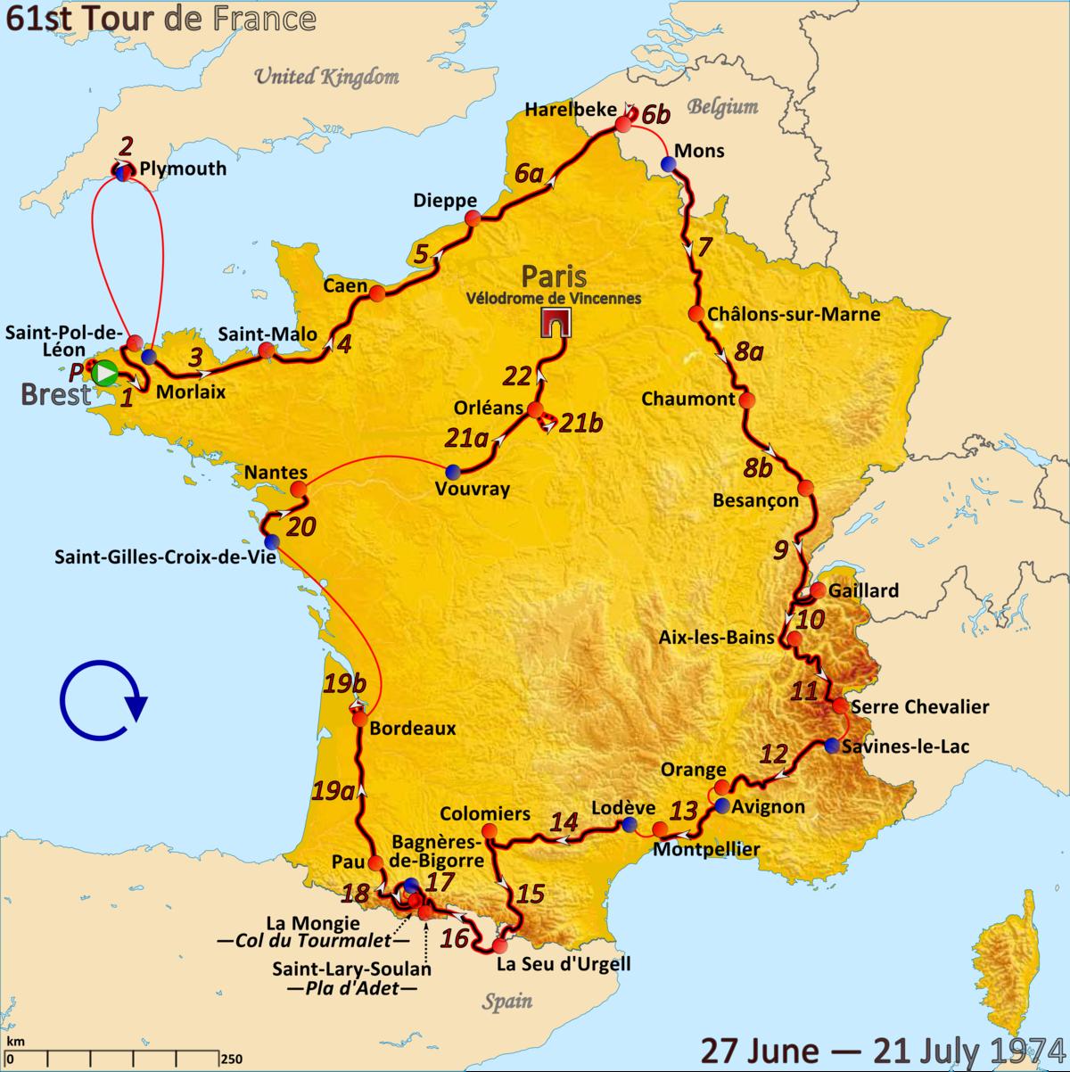 1974 Tour de France
