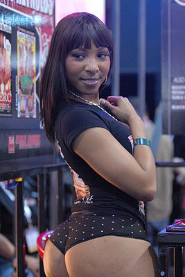 Roxy Reynolds at AVN Adult Entertainment Expo 2008.jpg