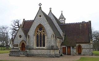 Royal Chapel of All Saints Church
