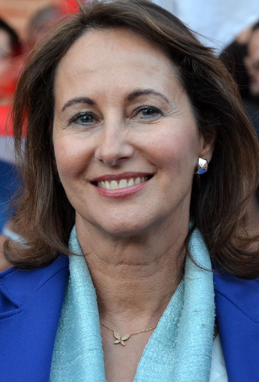 Ségolène Royal éléction présidentielle 2017, candidat