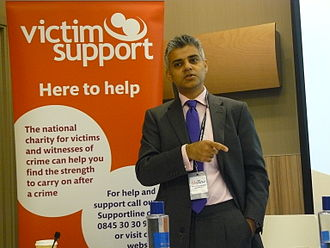 Sadiq Khan - Sadiq Khan speaking in 2011
