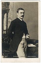 Pautas Inferior Enfriarse  Rudyard Kipling - Wikipedia