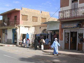 Tamanrasset City in Tamanrasset Province, Algeria
