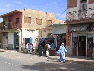 Tamanrasset - Tamanrasset street