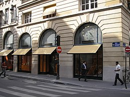 Image illustrative de l'article Rue du Faubourg-Saint-Honoré
