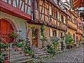 Rue du Rempart Sud, Eguisheim, Alsace - panoramio.jpg