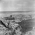 Ruines bij Naharya meet zicht op het strand en de Middellandse Zee, Bestanddeelnr 255-1557.jpg