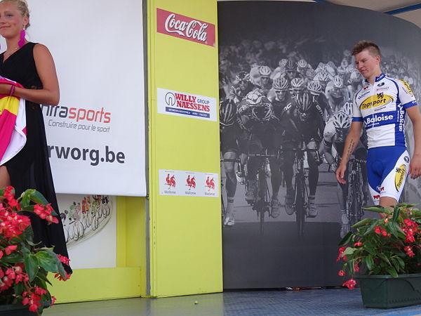 Rumillies (Tournai) - Tour de Wallonie, étape 1, 26 juillet 2014, arrivée (C19).JPG