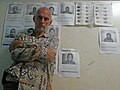 Russian traveller Viktor Pinchuk in the Police Station (Lae, PNG).jpg