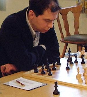 Rustam Kasimdzhanov - GM Kasimdzhanov