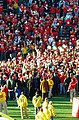 Rutgers Football History is celebrated as Brian Leonard ends his Rutgers college football career by setting the Rutgers All Time Scoring Record on the last play of the last home game of the season - panoramio.jpg
