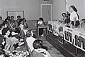 Ruth Hektin addressing a women's gathering in Tel Aviv. D716-060.jpg