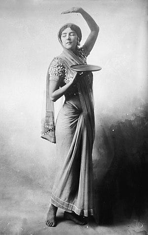 Ruth St. Denis - Image: Ruthstdenis 1
