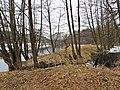 Rzeka Wda i jej poprzednie koryto.JPG