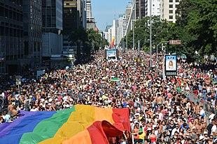 Orgulho gay madrid 2008