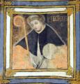São Teotónio (tecto da capela-mor do Mosteiro de Santa Maria de Vila Boa do Bispo, Marco de Canaveses).png