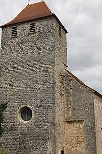 Séniergues - Église Saint-Martin 20130730-02.JPG