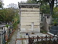 Sépulture du général Etienne BROUARD - Cimetière Montmartre 01.JPG