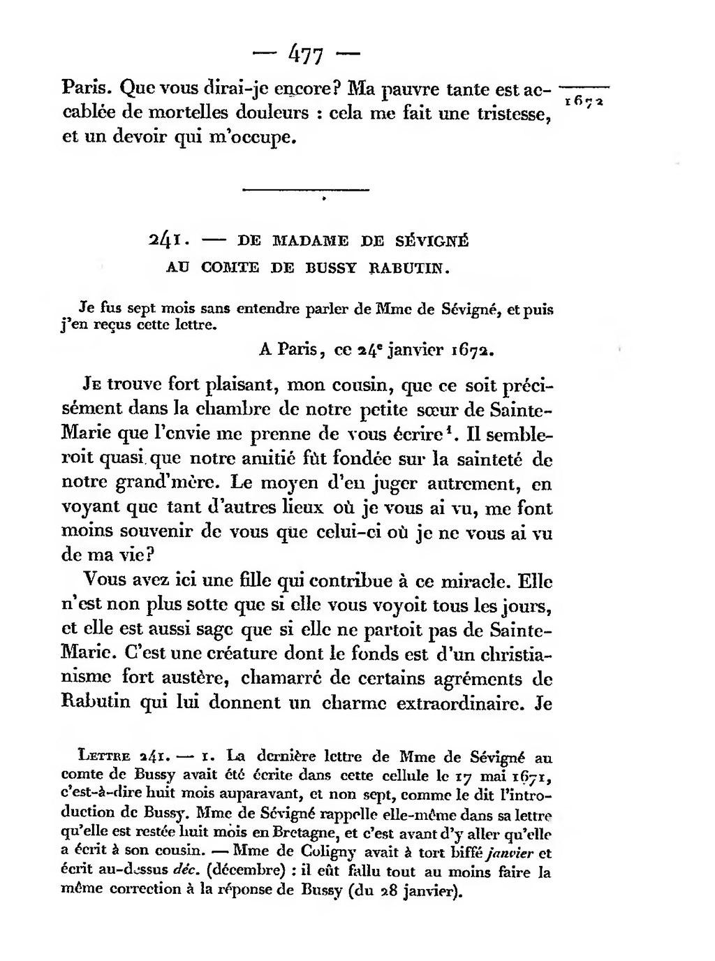 Pagesévigné Lettres éd Monmerqué 1862 Tome 2djvu483