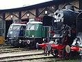 Süddeutsches Eisenbahnmuseum Heilbronn - Schnellzugloktreffen 039 - Flickr - KlausNahr.jpg