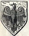 S. Gdeczyk, Przewodnik historyczny po Gnieźnie i jego kościołach. Herb, 1891.jpg