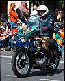 SA Police motorbike - Norwood christmas pageant.jpg