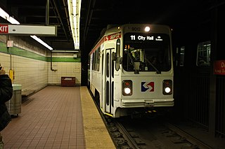 SEPTA subway–surface trolley lines