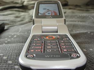 Sony Ericsson W710 - Image: SEW710