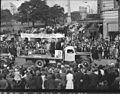 SLNSW 24264 Sydney University Commem Commemoration Day procession through streets.jpg