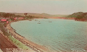 Woy Woy, New South Wales - Woy Woy Bay in the early 1900s