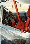 SR-71 Pilots cockpit, instruments, stick, ejection seat (4527966172).jpg
