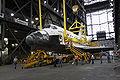 STS-129 Orbiter Atlantis Rollover 4.jpg