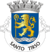 Coat of arms of Santo Tirso