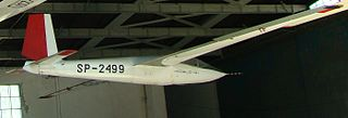 SZD-21 Kobuz glider