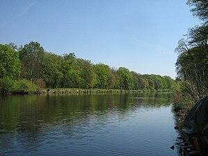 Sacrow–Paretz Canal - The Sacrow–Paretz Canal