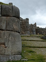 Sacsayhuamán, the Inca stronghold of Cuzco