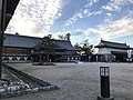 Saga Castle History Museum and Shachinomon Gate of Saga Castle.jpg