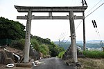 Saguriten-Shrine in Iwayama, Ujitawara, Kyoto July 6, 2018 29.jpg