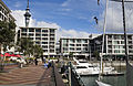 Sailboats in the Westhaven Bay, Auckland - 1117.jpg