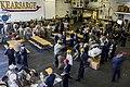 Sailors process service members evacuated from St. Thomas. (36905934150).jpg