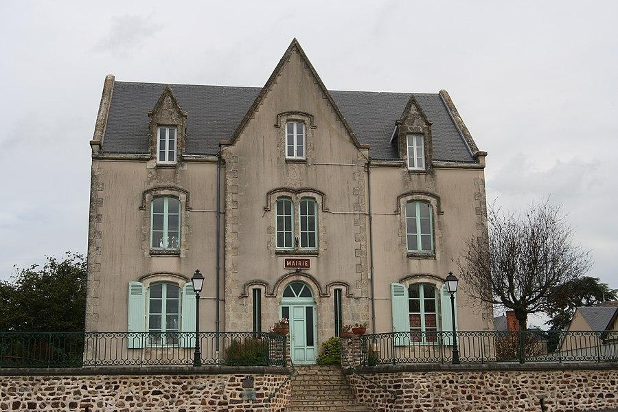 Mairie de Saint-Denis-d'Orques.